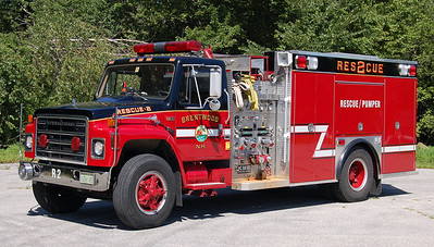 Rescue 2 1985 International/KME 1250/500