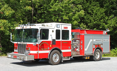 Engine 1   2006 HME Silver Fox   1500 / 1000