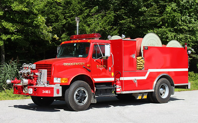 "Engine 3   1993 International / Dingee   1250 GPM / 5500' 4"" Hose"