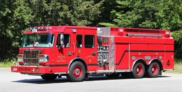 Engine 4.  2015 Spartan / Smeal.  1500 / 2500