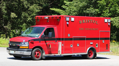 Ambulance 1.  2012 Chevy / Osage