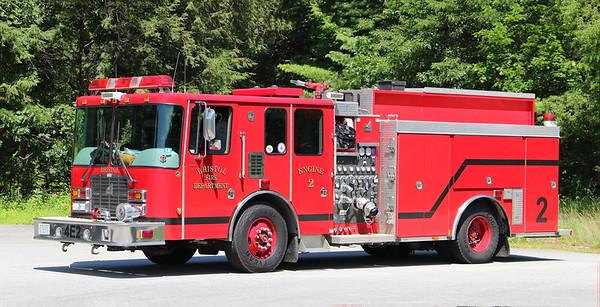 Engine 2.  2006 HME / Smeal.  1500 / 1000