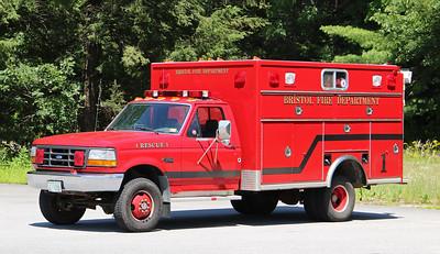 Rescue 1.  1993 Ford F-350 / Ranger