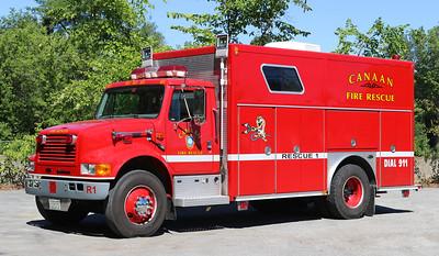 Rescue 1   2000 International / E-One