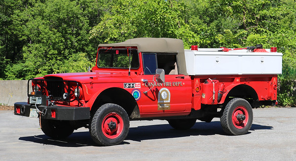 Retired Forestry 1   1967 Jeep