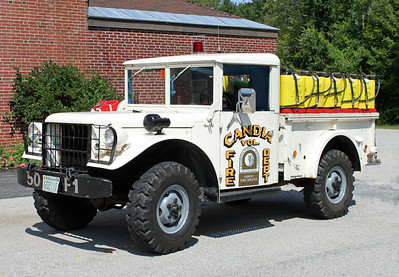 Forestry 1 1963 Dodge M37