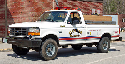 RETIRED  Utility 1 1996 Ford F-250 4x4 50/300