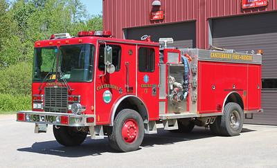Engine 3 1997 HME 1250 / 1250