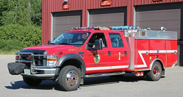 Rescue 1 2008 Ford F-550 / C.E.T 250 / 300