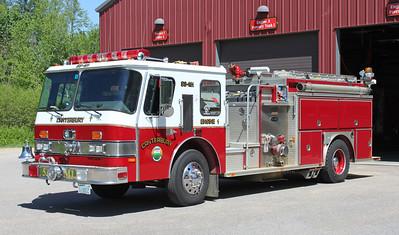 Retired   Engine 1   1987 E-One   1250 / 1000