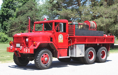 Forestry 1 1971 AM General 500 / 500