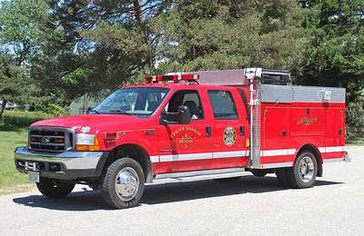 Rescue 1 2000 Ford F-550 150 / 300