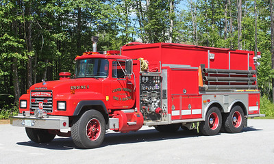 Engine 5 1992 Mack / Ranger 1000 / 3000