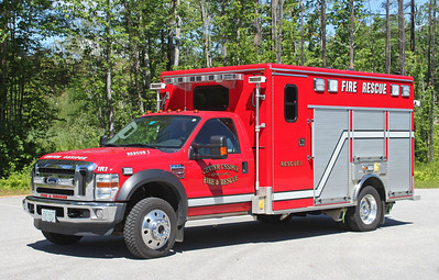 Rescue 1 2008 Ford / EVI