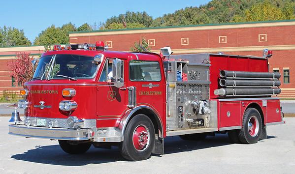 Engine 4 1991 American LaFrance Century 1500 / 750