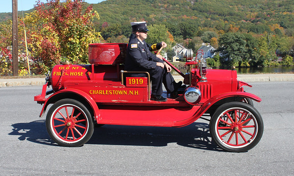 RETIRED  No 4 1919 Ford Model T / Chemical