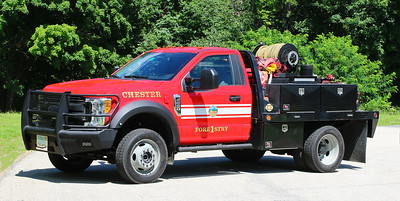 Forestry 1.  2017 Ford F-450 / Reading   200 / 200