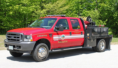 Forestry 1 2004 F0rd F-450 200 / 200