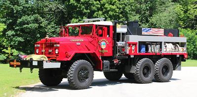 Tanker 2   1989 AM General   500/1800