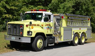 Tanker 1   1994 International/E-One   500/2500