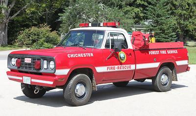 Retired  Forestry 2 1978 Dodge 140/150