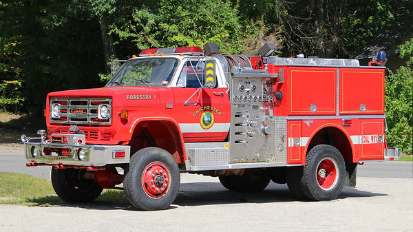 Forestry 1   1986 GMC / Grumman.  475 / 300