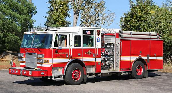 Engine 4   2014 Pierce Arrow XT   1500 / 750