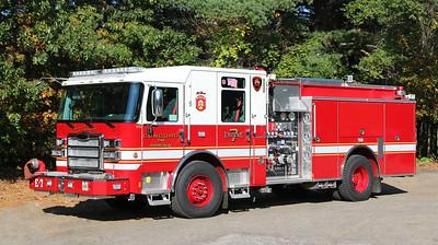 Engine 7   2017 Pierce Enforcer   1500 / 750