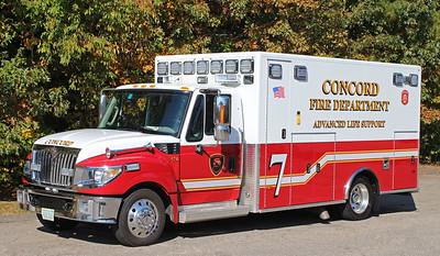 Ambulance 7 2013 International