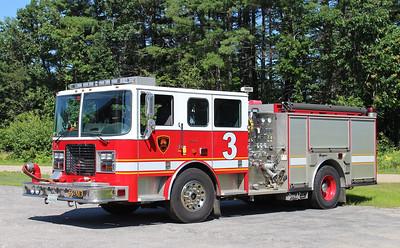 Engine 3   2002 Seagrave   1500 / 750