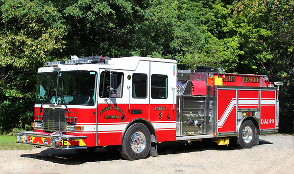 Engine 3   2010 HME Ahrens Fox   1500 / 1000