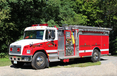 Engine 1   1998 Freightliner / Central States   1500 / 1000