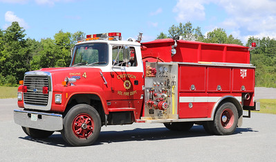 Engine 4   1991 Ford L8000 / Dingee   1000 / 1200