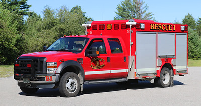 Rescue 1.  2010 Ford F-550 / Valley