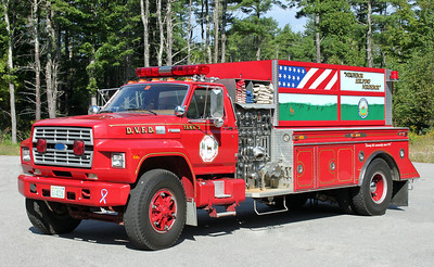 Tanker 2 1987 Ford /  1000/2000
