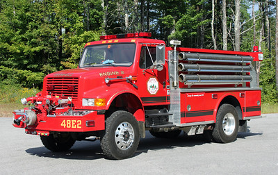 Engine 2 2002 International / Valley 1250/750