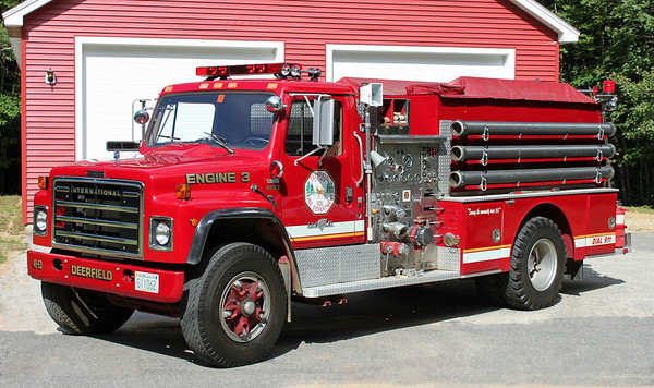 Engine 3 1980 International / Grumman Firecat 1000/1000