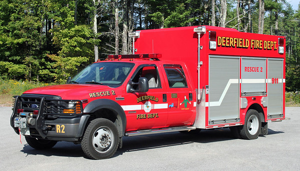 Rescue 2 2006 Ford / Valley