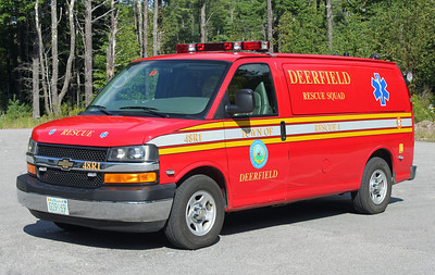 Rescue 1 2004 Chevy Van