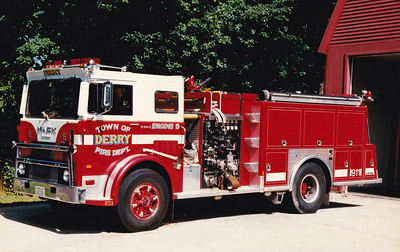 Retired Engine 5.  1977 Mack MB / Ranger   1000 / 750