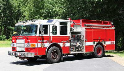 Engine 2.  2005 Pierce Enforcer   1500 / 1000