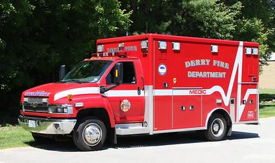 Medic   2009 Chevy / AEV