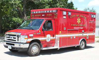 Ambulance 1 2012 Ford