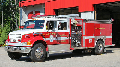 Engine 6 1994 International / Becker 1250 / 1000