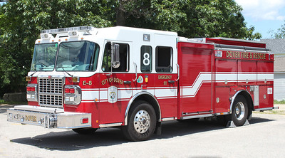 Engine 8 2011 Spartan/Smeal 1500/1000