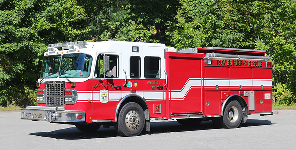 Engine 3.  2011 Spartan / Smeal.  1500 / 1000
