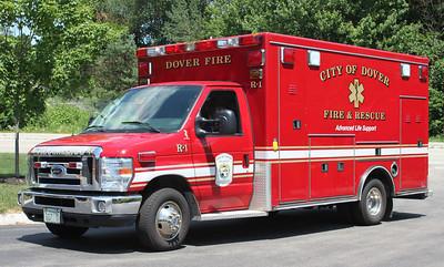 Rescue 1 1999 Ford/Marque