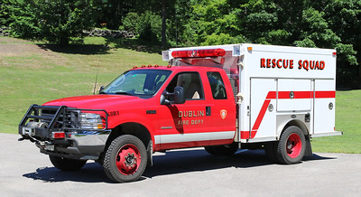 Rescue 1   2003 Ford F-450 / E-One