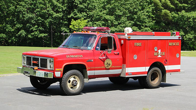 Rescue 1   1987 GMC / Pierce