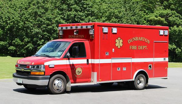 Ambulance 1   2009 Chevy / AEV